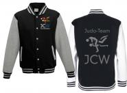 College Jacket Kids (black/grey)