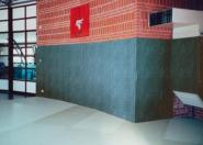 Agglorex Wandprallschutz RG 120 kg/m³
