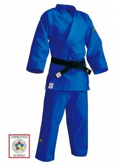 Mizuno YUSHO III blau (IJF Label)
